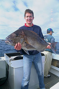 Snapper fishing